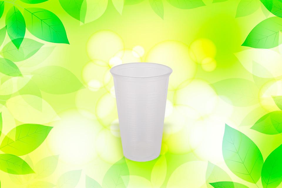 Como reciclar copos de plástico
