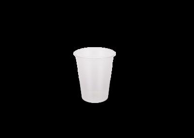 Copo 200 ml Translúcido