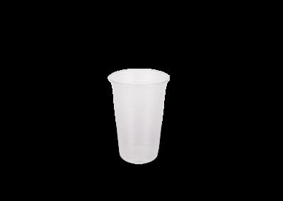 Copo 250 ml Translúcido