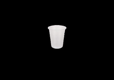 Copo 80 ml Translúcido