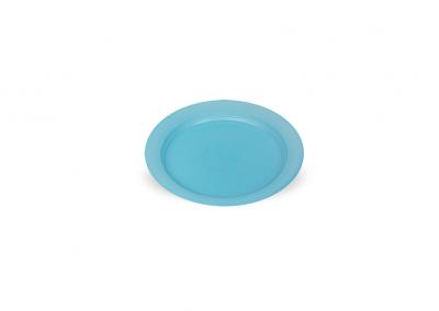 Prato Raso 15 cm Azul